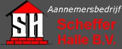 Aannemersbedrijf Scheffer Halle Bv